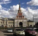 Разводы на площади трёх вокзалов